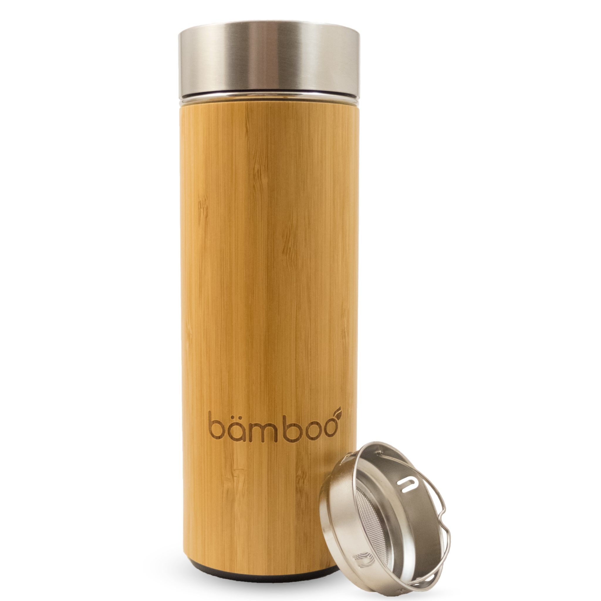 bämboo infusion vacuum bottle